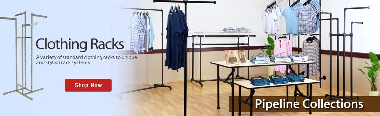 Retail Store Fixtures & Displays | HM Store Fixture | (800