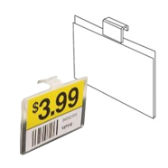 Gridwall Acrylic Display & Sign Holders