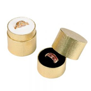 Metallic Foil Cotton Filled Boxes
