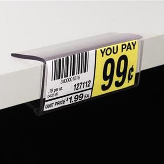Shelf Sign Holders