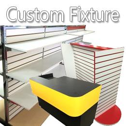Custom Display Fixtures