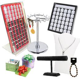 Jewelry Store Supplies & Displays