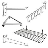 Wire Grid & Slat Grid Accessories