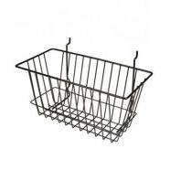 Slatwall Baskets