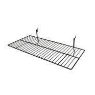 Wire Slatwall Shelves