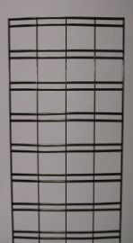 Black/2' X 5' Slatgrid Panel