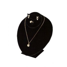 """Combination Neck Form Jewelry Display - 9"""" H"""