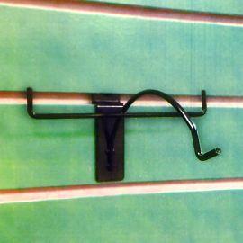 Sunglass & Glass Display for Slatwall, Black