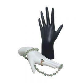 "Frosty Polystyrene Frosty Hand , Size: 4"" Wx 8"" H"