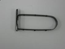 Chrome/End Cap For Rectangular Tubing Flush Bottom