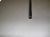 "Chrome/6' Round Tubing 1-1/4"" Diameter 14 Gauge"