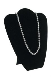"""Necklace Display With Easel 8 5/8""""(H) / Black"""
