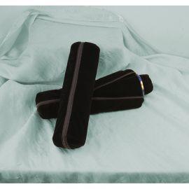 Jewelry Roll W/ Zipped Cover / Black