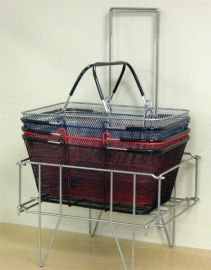 Stand For Metal Baskets