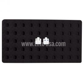 Flocked Tray Liners / Black