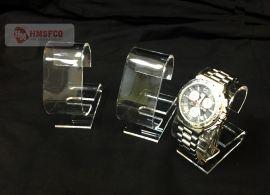 Acrylic Single Watch Display Stand Dbw240 (Round)