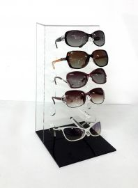 Acrylic Sunglass Display- 6Pairs