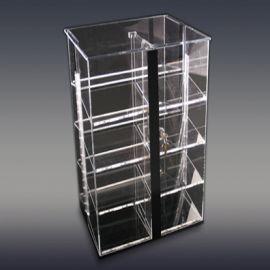 2 Sided 12 Level Shelf Display 13''X10.5''X16'' (Wxdxh)