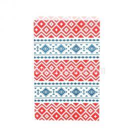 "Paper Gift Bag 6""X9"" 1000 Pcs Tribal / 1000Pcs"