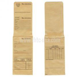 "Natural Kraft Layaway Envelope #1-1000, 3 1/8"" x 5 3/4"", 1000 Pcs / Pack"