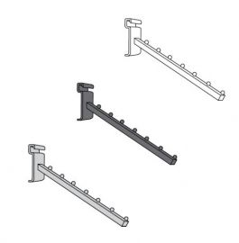 7 Ball Waterfall Square Tube For Gridwall