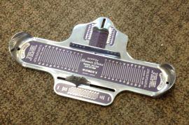 Brannock Shoe Measure - For Womwn