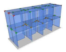 Custom Glass Cube Display Fixtures 09