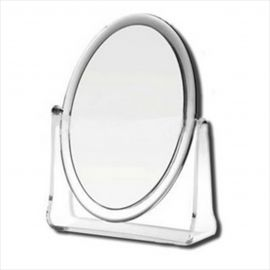 """Double Side Oval Mirror, 8""""(W) X 10""""(H), Pack of 12"""