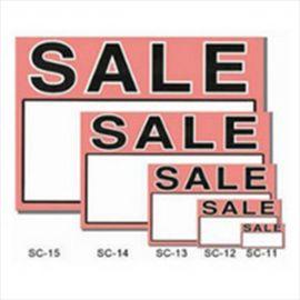 """7"""" X 5"""" Sale Cards, Bag of 50 PCS"""