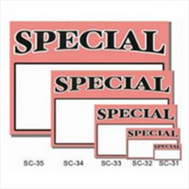 """7"""" X 5"""" Special Cards, Bag of 50 PCS"""