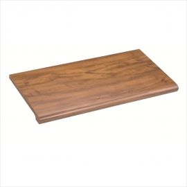"""Injection Molded Shelf, 48""""(W) X 13"""" (D), Cherry, Pack of 4"""