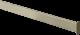 Rectangular Hangrail, Welded End Cap, Pack of 10