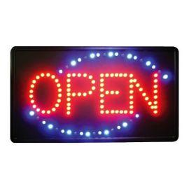 Led-6 Open Led Sign