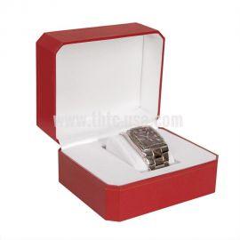 Classic Leatherette Watch Box Black / 6 Pcs