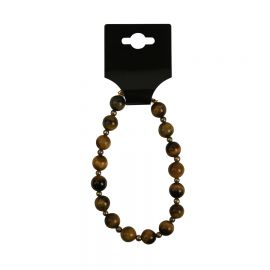 "Necklace/Bracelet Card  1 3/8""X1 3/4"" / 1Pk(200Pcs) / Black"