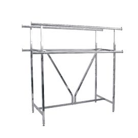 "Standard H Rack 60"" Hangrail X width 22"""
