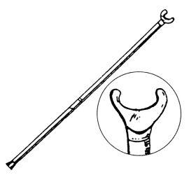 Reaching Rods for Hanger