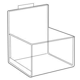 Acrylic Single Hosiery Bin