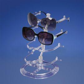 4-Tier Plastic Sunglass Display Stands
