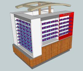 Custom Retail Store Fixtures 21
