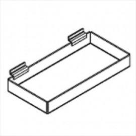 "Acrylic Display Tray , 16""(L) X 8""(W) 2""(H) X 3/16""(T)"