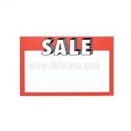 """Message Signs / Sale, 11"""" x 7"""" (50 Pcs)"""