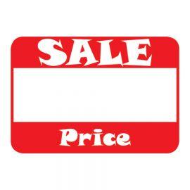 "Self Adhesive Pre-Printed Labels, 1 5/8""X1 1/8"" Sale Price"