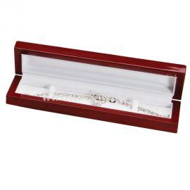 Classic Premium Rosewood Bracelet Box